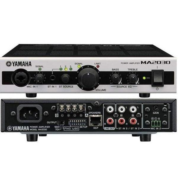 Cục đẩy công suất Yamaha MA2030
