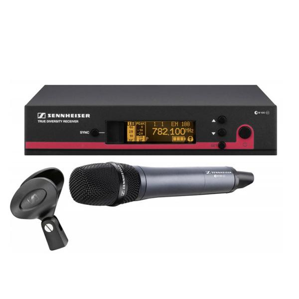 Micro sennheiser không dây cầm tay EW 135 G3