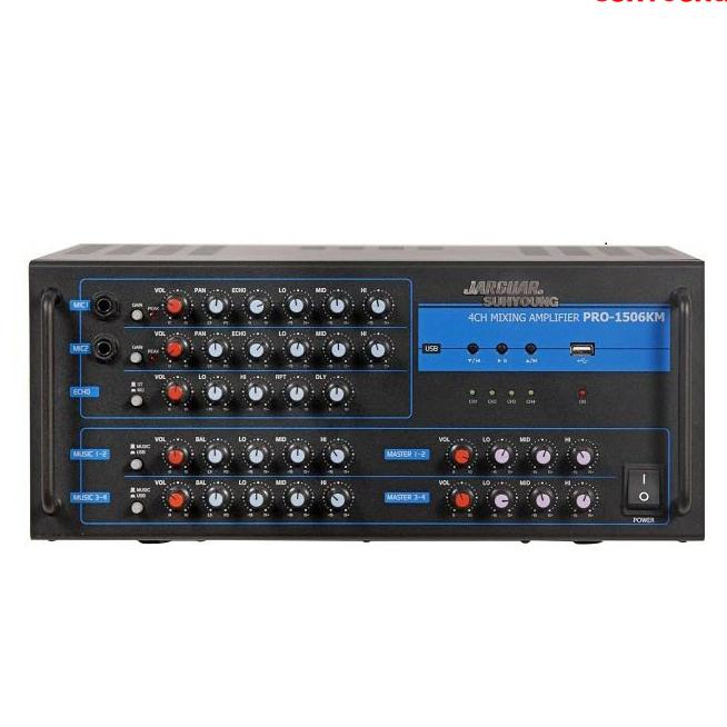 Amply Jaguar Pro 1506KM