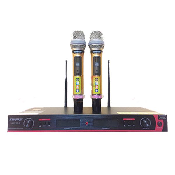 Micro không dây Shure UGX10 II