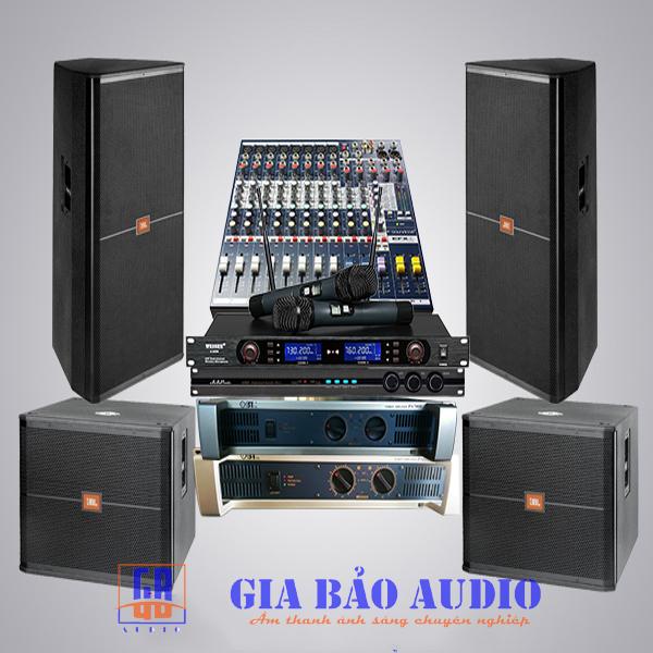 Dàn âm thanh hội trường 95.000.000, Loa JBL 725