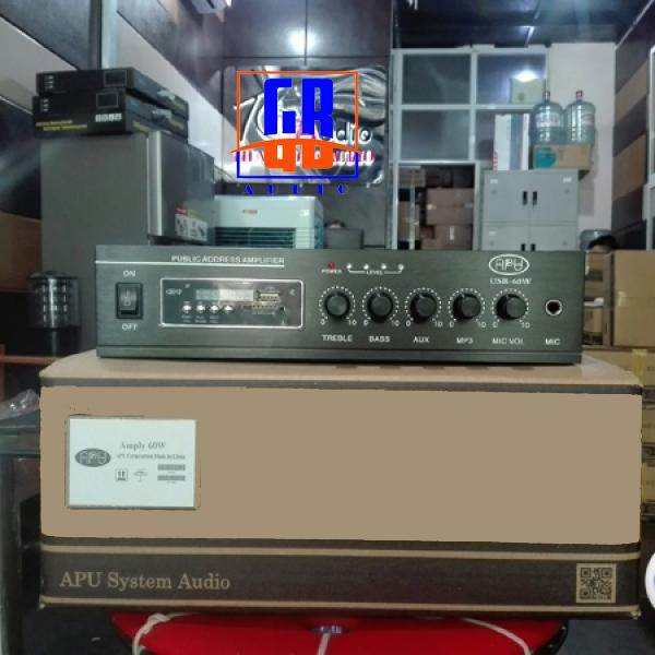 Amply APU USB-60A công suất 60W