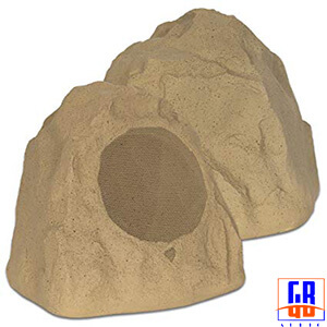 Loa sân vườn giả đá Sandstone 8