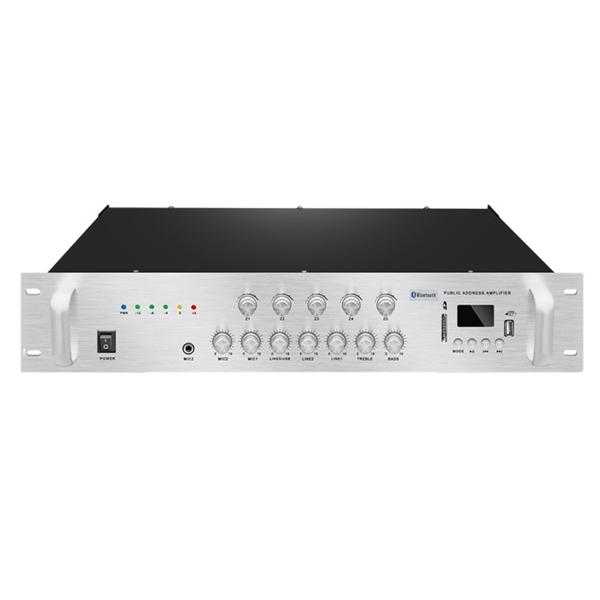 Amply AIST P-650U Công suất 650W chọn âm thanh 5 vùng
