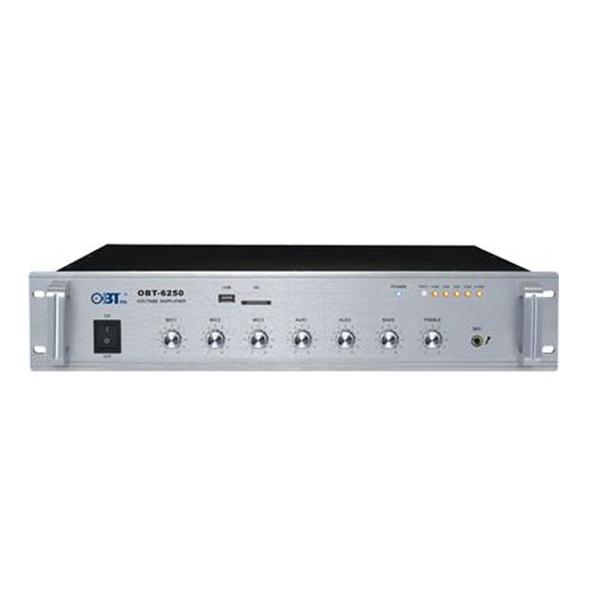 Amply liền Mixer OBT-6250