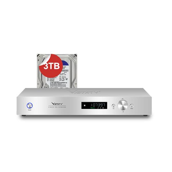 Đầu hát Karaoke Việt KTV HD Plus 3TB