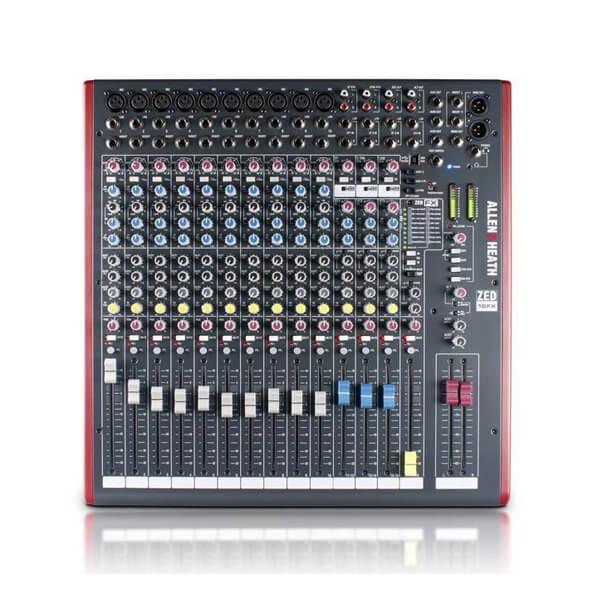 Bàn Mixer Allen&Heath ZED-16FX