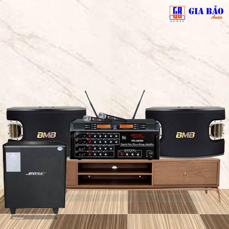 Dàn Karaoke GBA 07 New