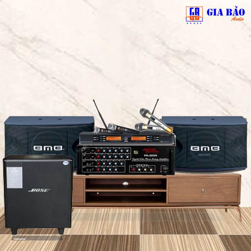 Dàn Karaoke GBA 08 New