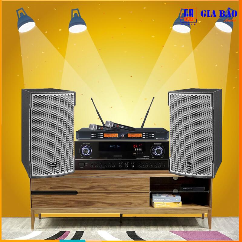 Dàn Karaoke cao cấp GBA 16 New