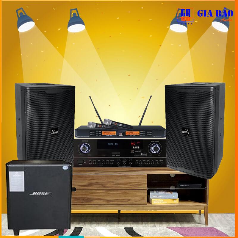 Dàn Karaoke cao cấp GBA 17 New