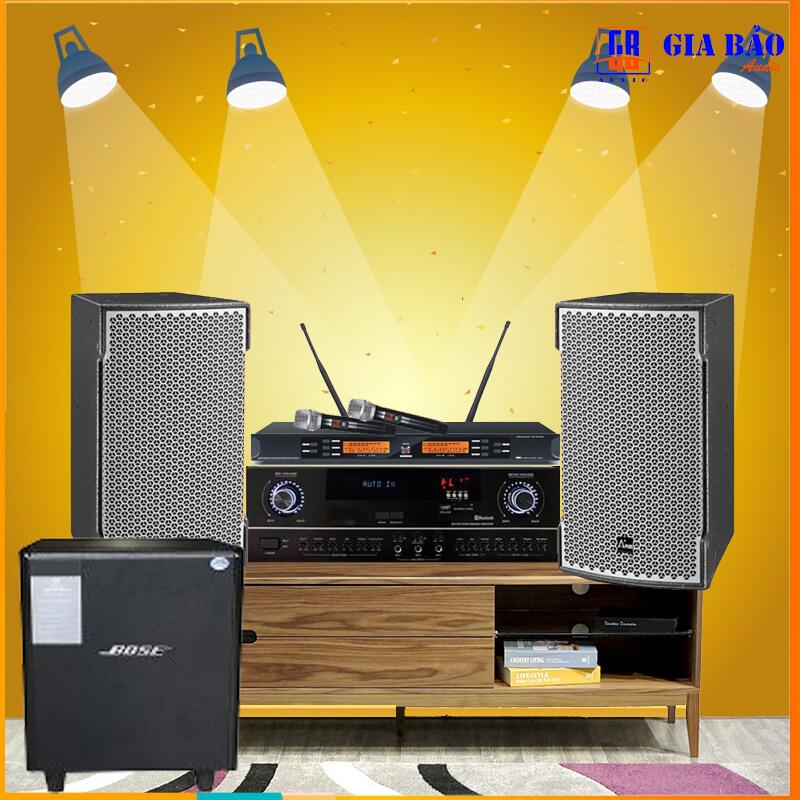 Dàn Karaoke cao cấp GBA 19 New