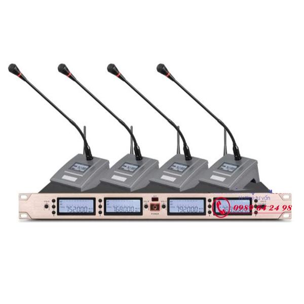 Micro hội thảo không dây Aplus AC-5240