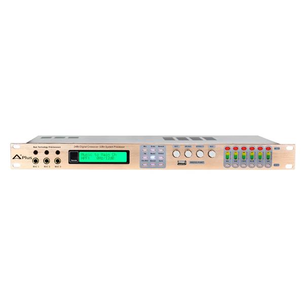 Vang số Aplus 560 - Mixer kỹ thuật số Aplus 560