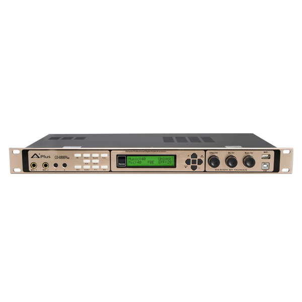 Vang số Aplus CD 8800 - Mixer số Aplus CD 8800