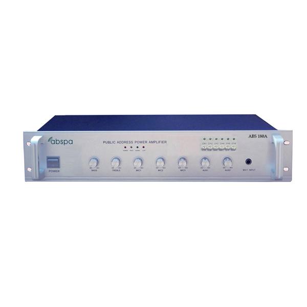 Amply chọn 6 vùng ABS 180A công suất 180W