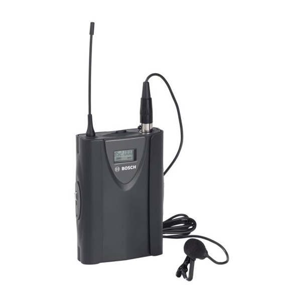 Micro không dây cài ve áo Bosch MW1-LTX-F5