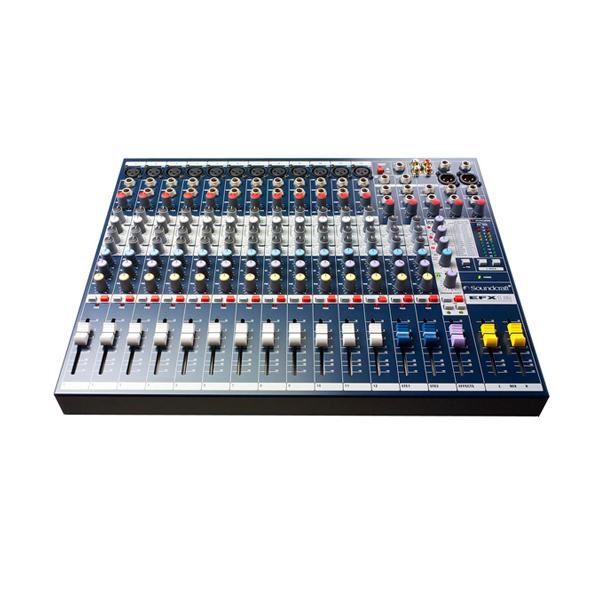 Bàn trộn Mixer Soundcraft EFX12