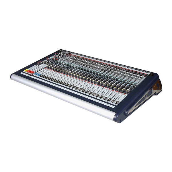 Bàn trộn Mixer Soundcraft GB2/24