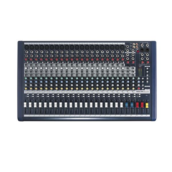Bàn trộn Mixer Soundcraft MPMi 20