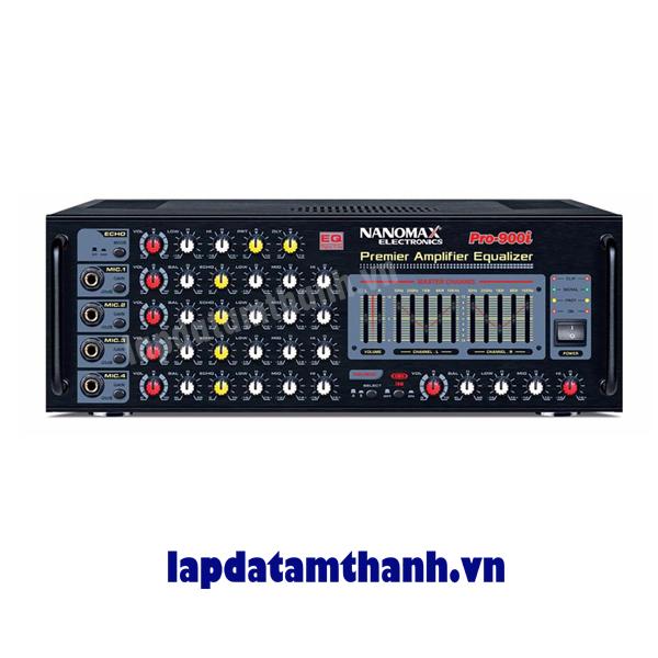 Amply karaoke nanomax Pro 900I
