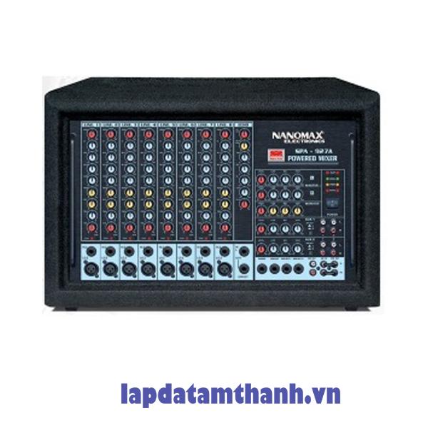 Amply karaoke nanomax SPA 927A