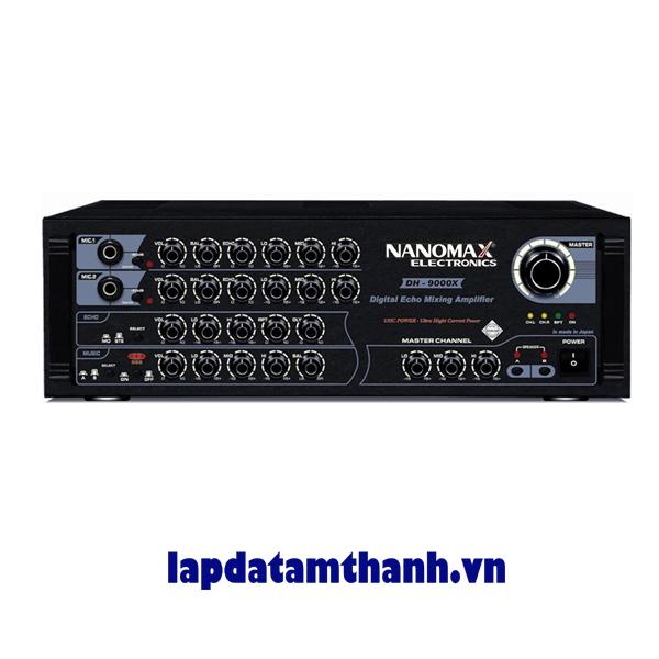 Amply karaoke nanomax DH 9000X