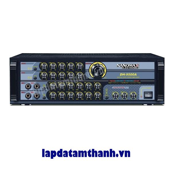 Amply karaoke nanomax DH 9500A