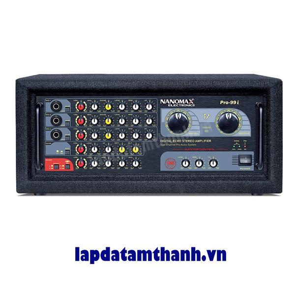 Amply karaoke nanomax Pro 99i