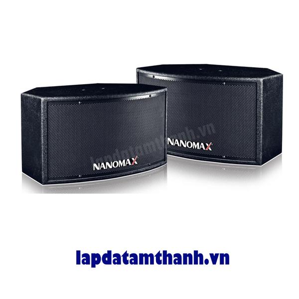 Loa karaoke nanomax  RF 1122A