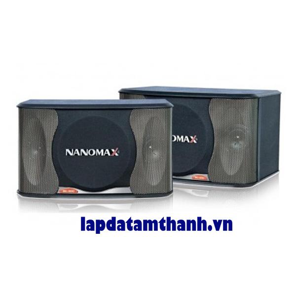 Loa karaoke Nanomax BK- 300