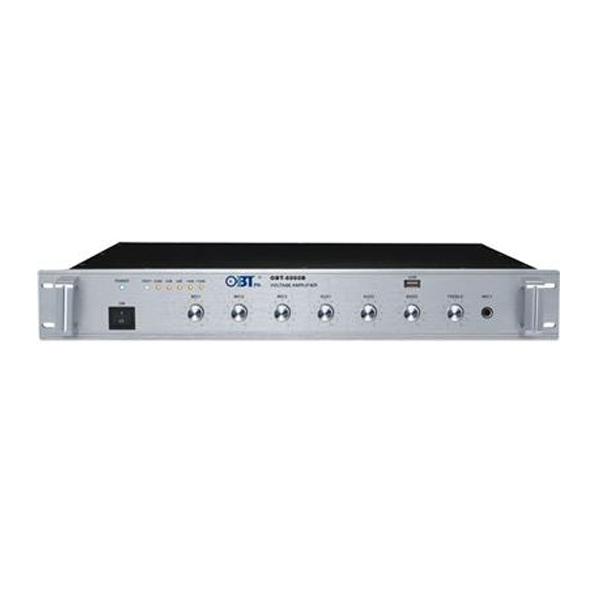 Amply liền mixer OBT-6060B công suất 60W
