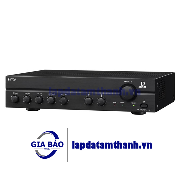 Amply liền tăng âm Mixer 30W TOA A-2240D