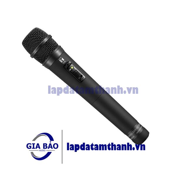 Micro không dây UHF cầm tay WM-5225