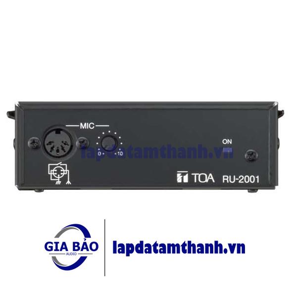 Amply TOA PM-660D RU-2001