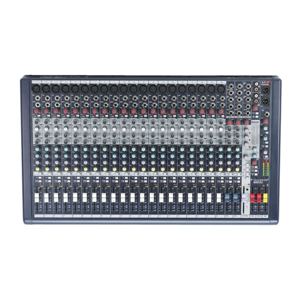 ban tron mixer soundcraft mfxi20