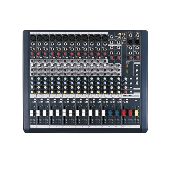 ban tron mixer soundcraft mpmi 12