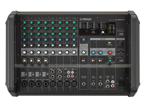 Bàn mixer Yamaha EMX5
