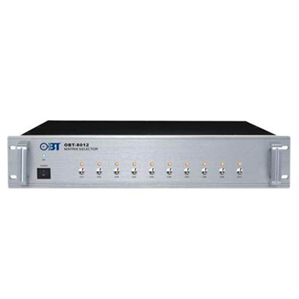 Bộ chọn 10 vùng âm thanh OBT – 8010