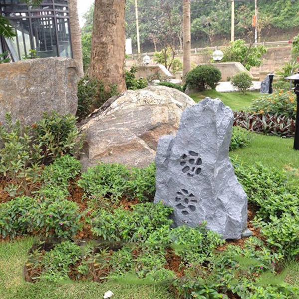 Loa sân vườn giả đá OBT-1802N