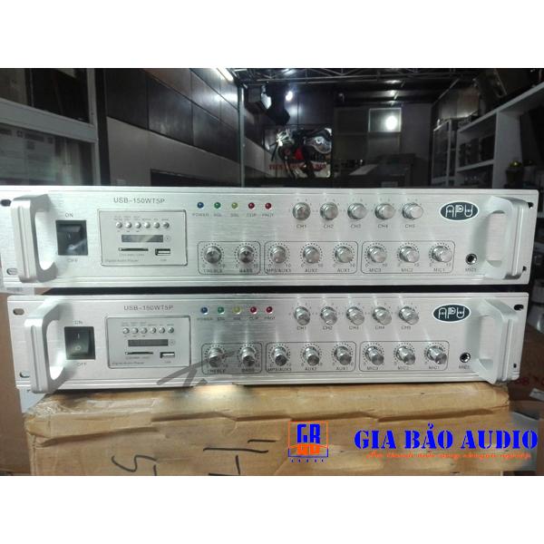 Amply APU USB 150WT5P công suất 150W