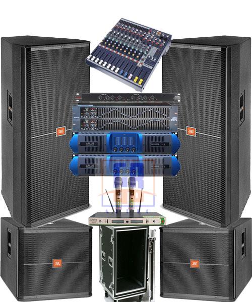 Dàn âm thanh hội trường dưới 50 triệu - Tư vấn lắp đặt âm thanh hội trường chuyên nghiệp