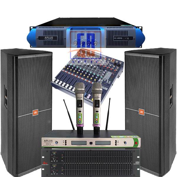 Dàn âm thanh hội trường giá rẻ 30 triệu - Tư vấn lắp đặt âm thanh hội trường giá rẻ