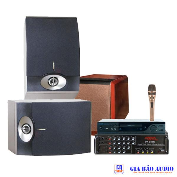 Dàn Karaoke gia đình GBA102 giá từ 8 triệu đồng