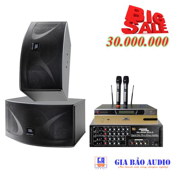 Dàn Karaoke gia đình GBA103 giá chỉ từ 30 triệu đồng