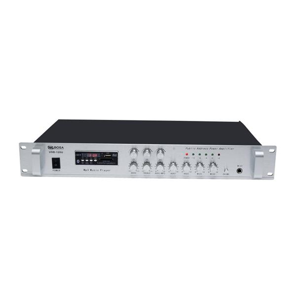 Amply liền Mixer Bosa 120U công suất 120W