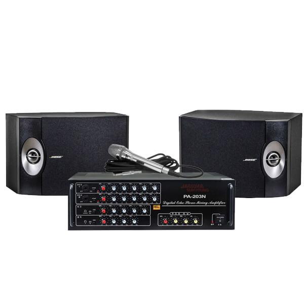Dàn Karaoke gia đình giá rẻ GB GR01 - Giá chỉ 5.500.000