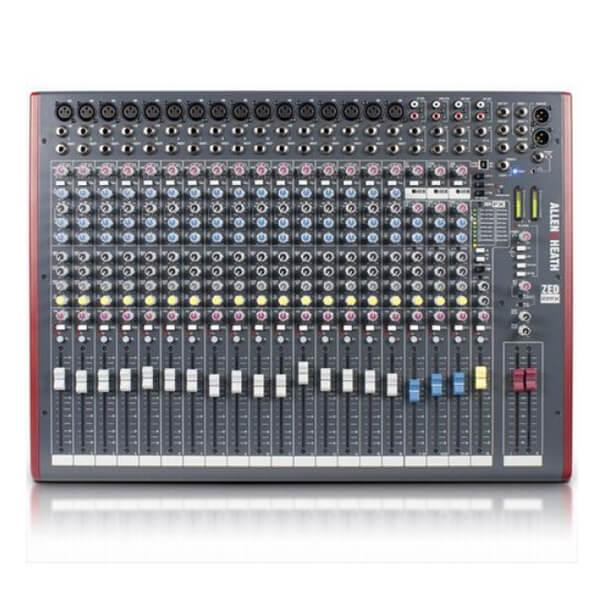 Bàn Mixer Allen&Heath ZED-22FX