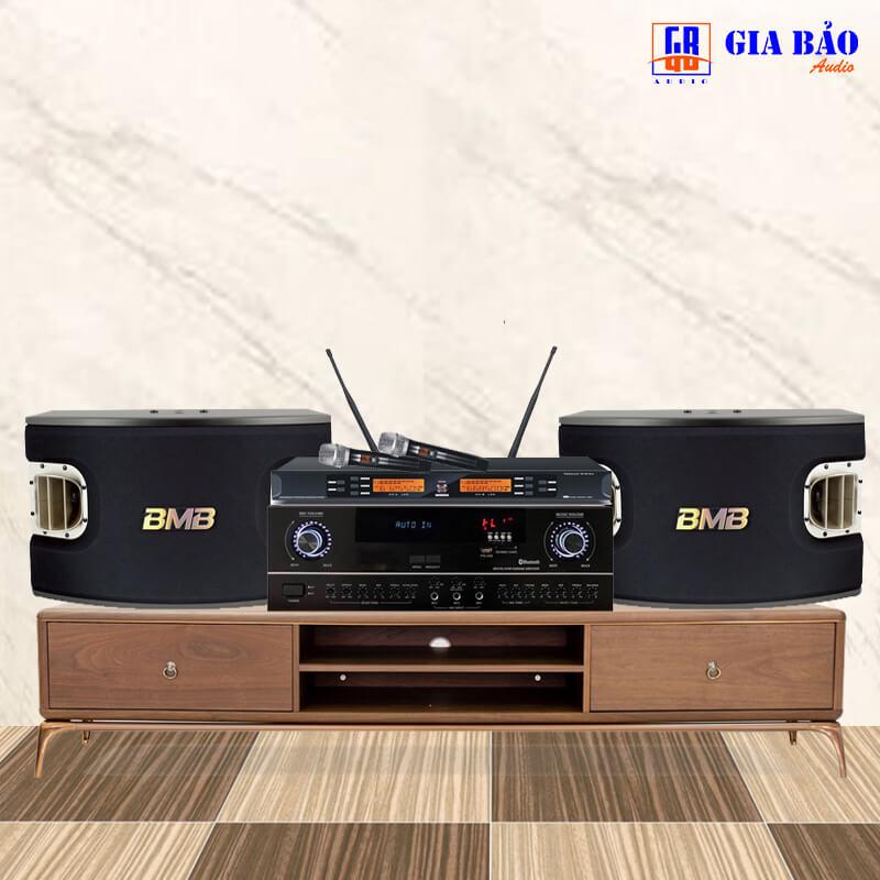 Dàn Karaoke GBA 04 New