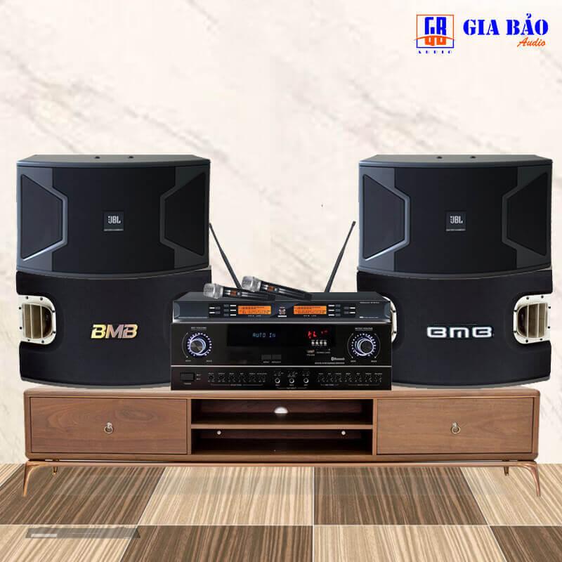 Dàn Karaoke GBA 10 New